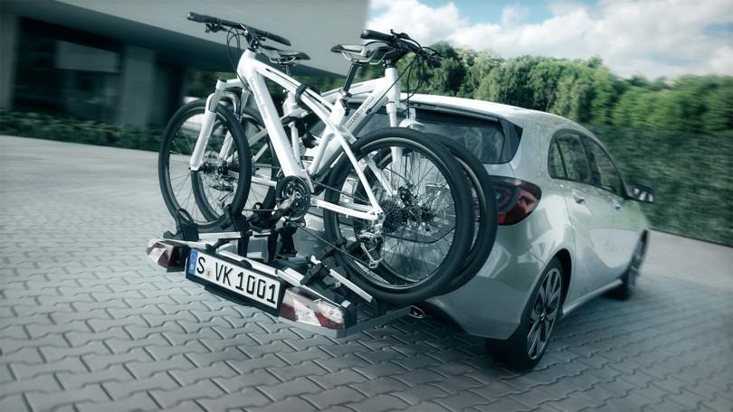 Mercedes-Benz-Accessories A-Klasse Product Trailer by Lichtgestalten